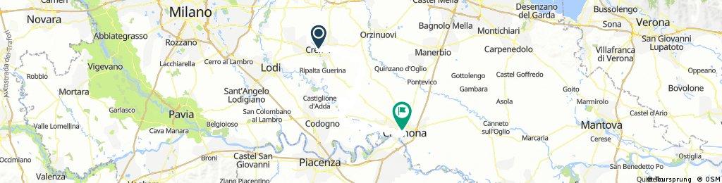Crema Cremona con Mondobici