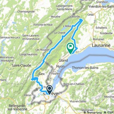Haute Chaîne du Jura Marathon