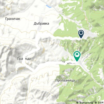 Bel-Praujda-Chiflici-Izvos