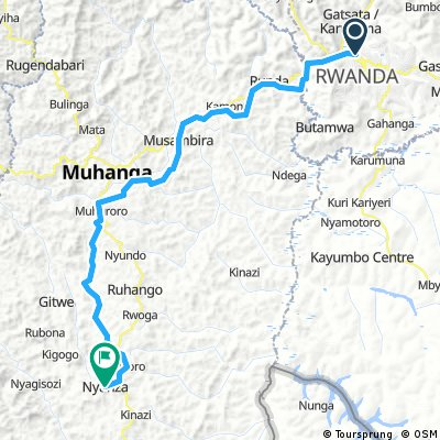 Kigali - Nyanza