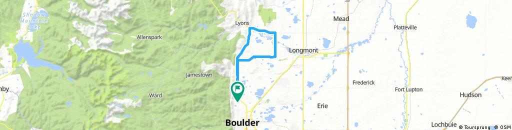 North Boulder Loop