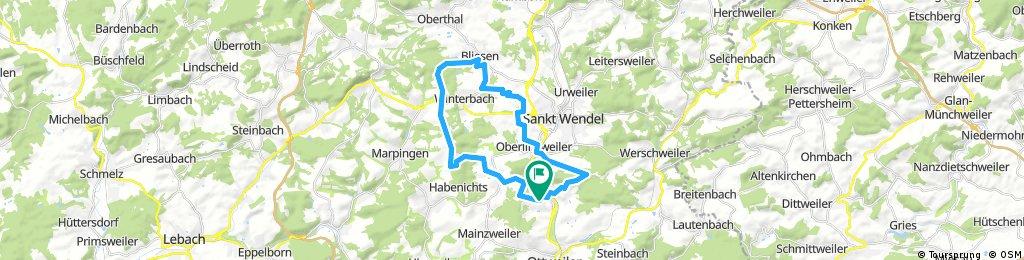 Windwahn Wareswald Tour 13.6.17