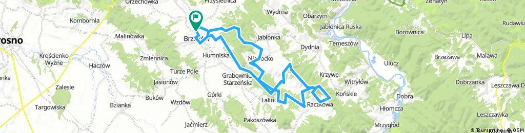 MEGA Kellys Cyklokarpaty 2017 Brzozów