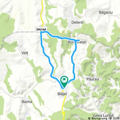 bike tour from 9 iunie, 20:00