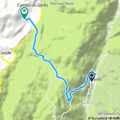 Day 3. Geres - Campo do Geres