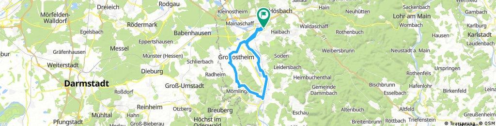 Aschaffenburg Obernburg Pflaumheim AB