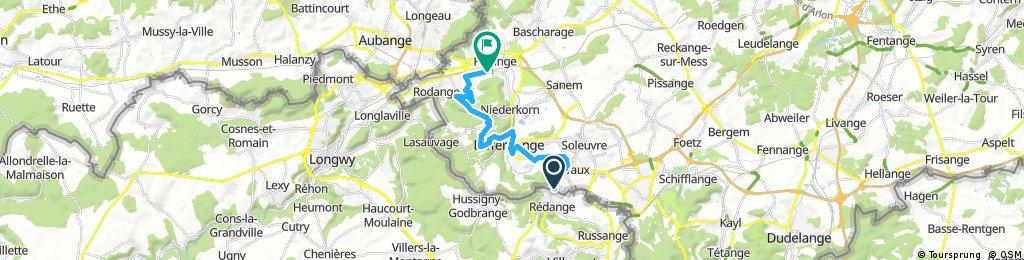 PC 8 Belvaux-Pétange (Connection)
