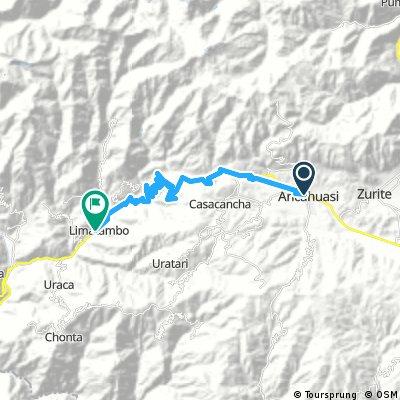 Ancahuasi- Limatambo TT (Muyu Tupaq Inka Tupanki Stage 2)