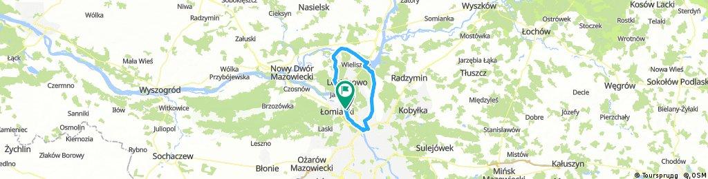 Narew - Zalew Zegrzyński