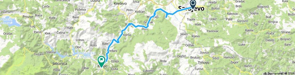 2017.06.14 Bosnia | Sarajevo - Konjic