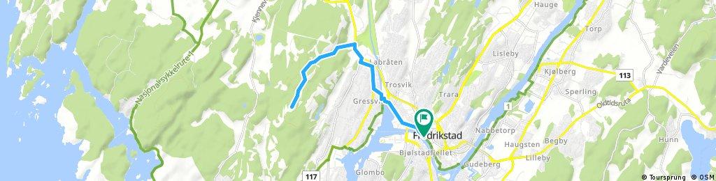 Fredrikstad - Sprinklet