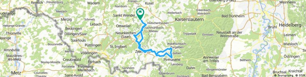 Bexbach Zweibrücken Pirmasens