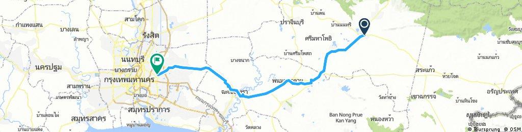 Highway 33 - Bangkok