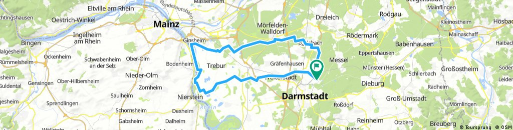 Darmstadt-Rhein-Darmstadt