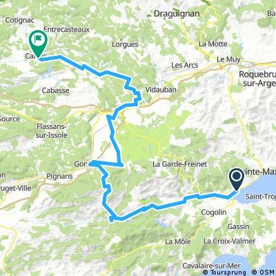 TdF 2017 Saint-Tropez - Carces / 1st Stage (4.6.2017)