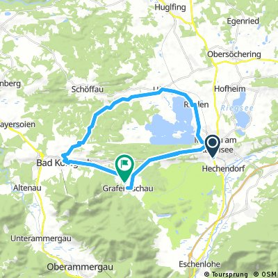Staffelsee Route