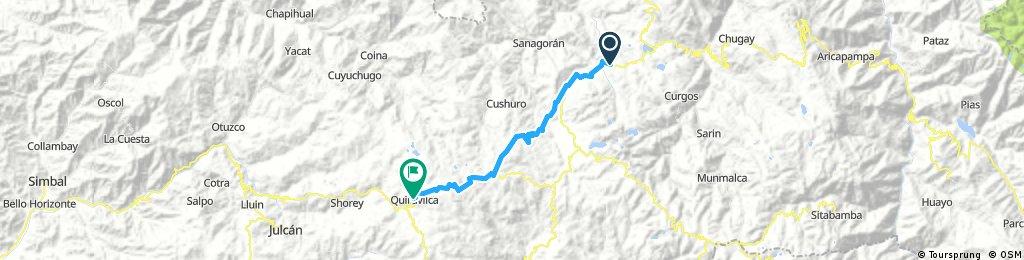 Lengthy bike tour from 15 juin 06:06