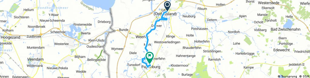 Nordsee Ostfriesenland - Tag 6