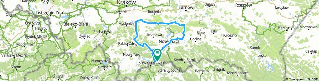 Dobczyce - Gromnik