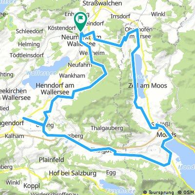 Neumarkt-Eugendorf-Mondsee-Irrsee