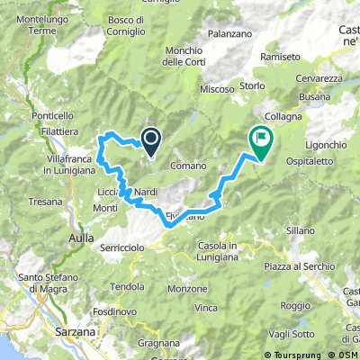 Tavernelle - Cerreto Laghi