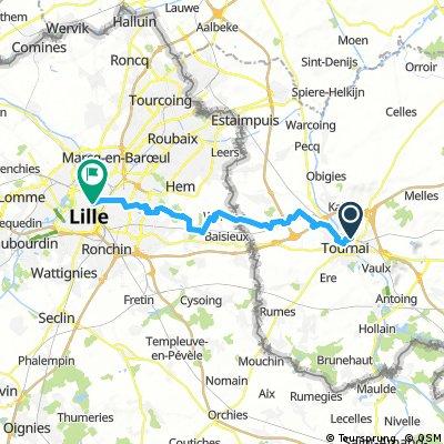 Tournai - Lille