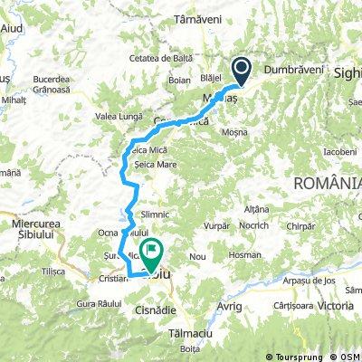 Transylvania Epic Bike Ride ziua 4