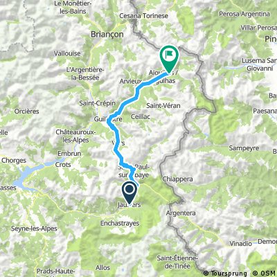 TdF 2017 Jausiers - Aiguilles / 6th Stage (9.6.2017)