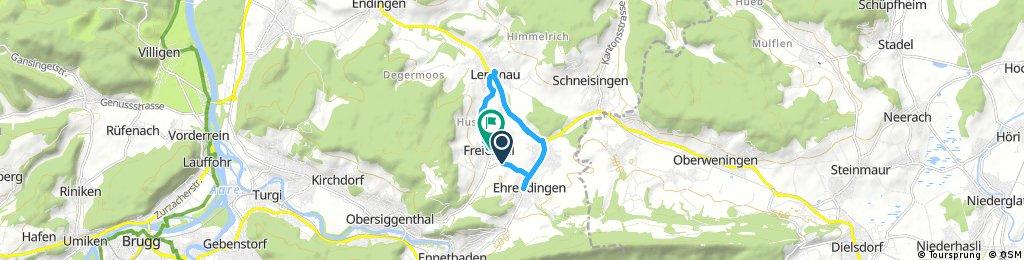 Schnelle Radrunde vom 16.06.17, 17:34