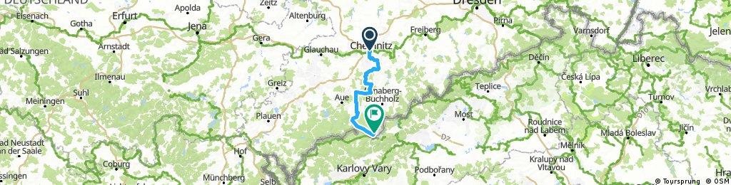 Fichtelberg Radmarathon 2017