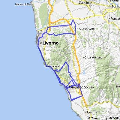 [Stage 01 - Tirreno Adriatico 2010]