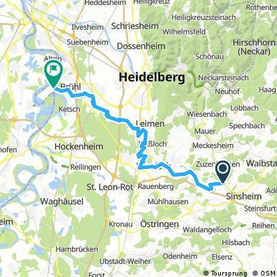 Die Leimbach Route