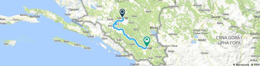 2017.06.19 Bosnia | Ljubinje - Trebinje