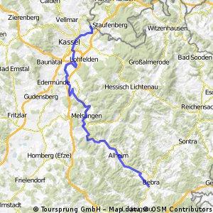 R1 Breitenbach - Graue Katze