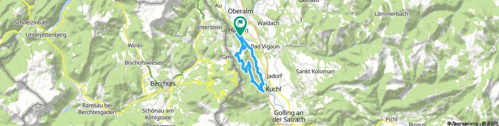 Hallein-Kuchl-Dürrnberg-Hallein