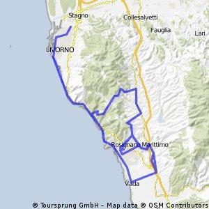 Tirreno-Adriatico 2010 - Stage 1 - Livorno → Rosignano Solvay