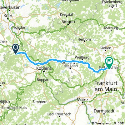 Ahrweiler - Bad Nauheim