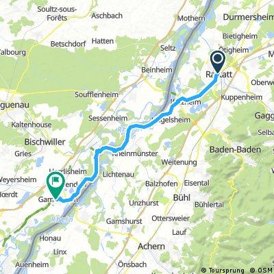 Rastatt gambsheim