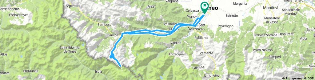 Sant'Anna di Vinadio-Colle della Lombarda