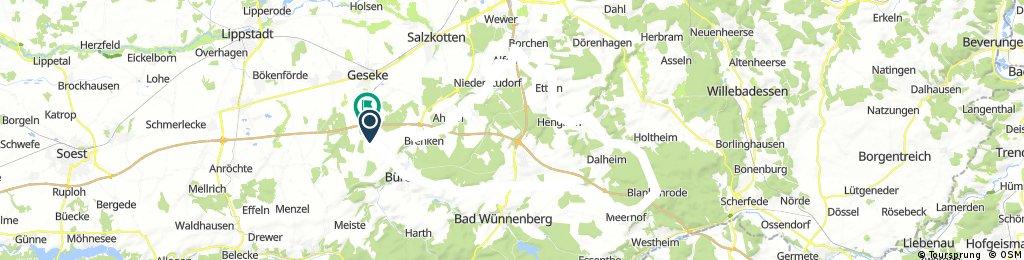 Steinhausen/Blankenrode/Borchen-Steinhausen