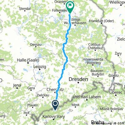 BerlinTrip s Honzíkem