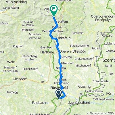Wanderberg - Mönichkirchen