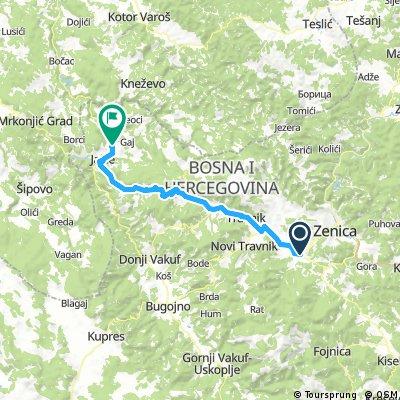 Vitez - Hamandžići - Podmilačje