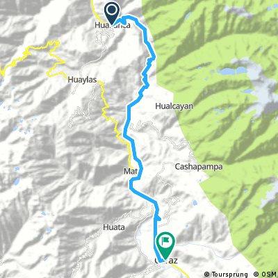 Long bike tour from 22 juin 06:29