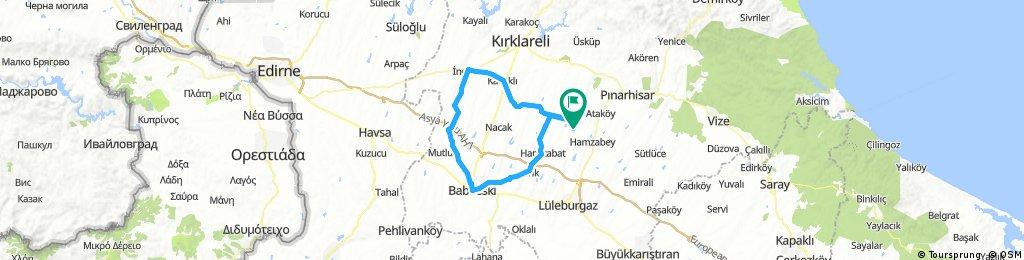 Osmancık-Babaeski-Osmancık