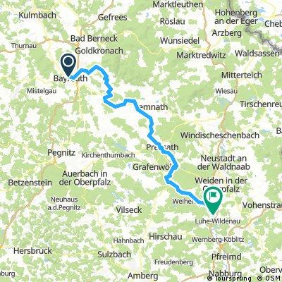 Haidenaab-Radweg - BfR