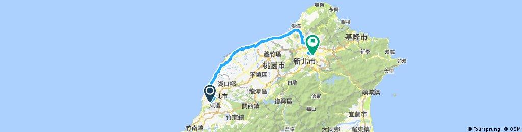 10 新竹 台北