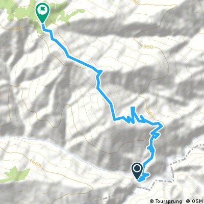 Nekor 11km