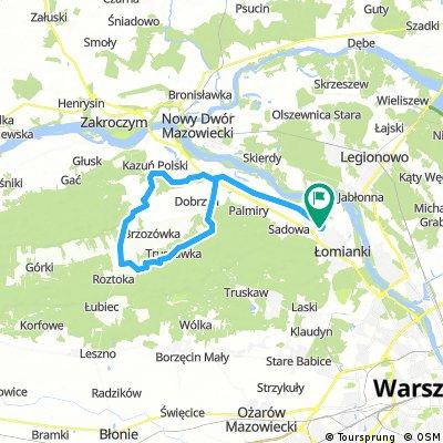 50km Road ride