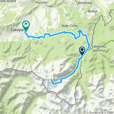 🇵🇱 TZ2 Kozi Wierch (22,9km)